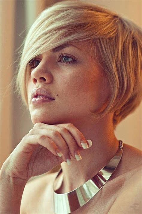 Bob Hairstyles Hair by 18 Gorgeous Hairstyles With Bangs