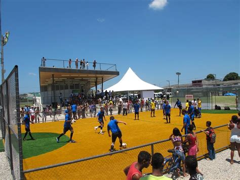 Homeless World Cup Legacy Center  Architecture For
