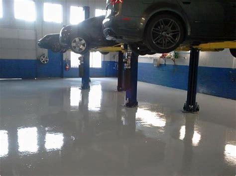 Commercial Floor Coatings: 5 Reasons to Epoxy Coat your