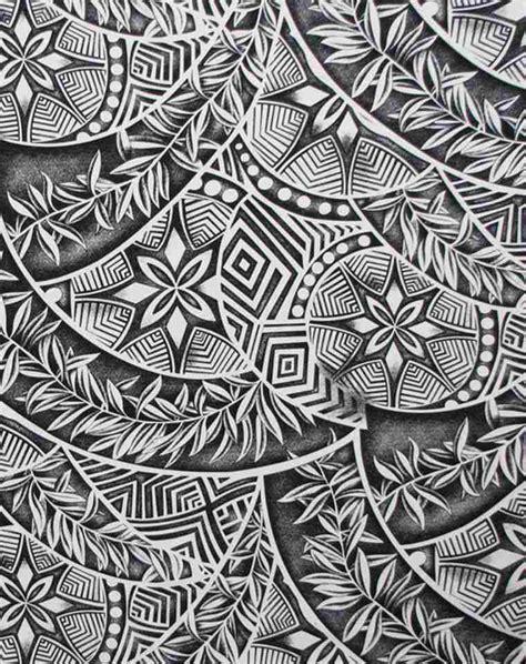 Tatouage Polynésien Homme Et Femme  Significations, Idées