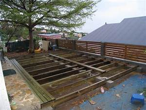 Bois Pour Terrasse Extérieure : lasure ou huile pour un plancher bois brut en terrasse ~ Dailycaller-alerts.com Idées de Décoration