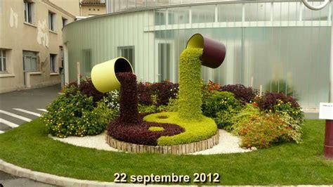 """Cuisine: Jardins Hopital De Lavaur """"yin & Yang"""" Deco"""