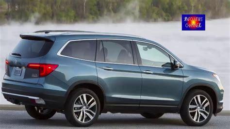 2019 Honda Pilot Leak 1280 X 720  Auto Car Update