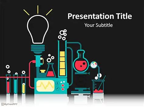 chemistry powerpoint  templates ginva