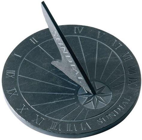 esschert design usa esschert design usa ls002 slate sundial sundials
