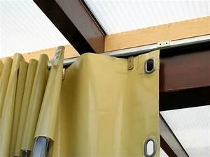 Schiene Für Duschvorhang : vorhang wintergarten die neueste innovation der ~ Michelbontemps.com Haus und Dekorationen