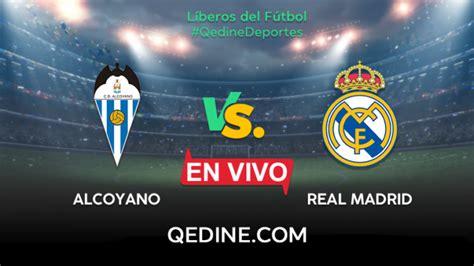Alcoyano vs. Real Madrid EN VIVO: Horarios y canales TV ...