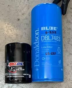 Lml    Donaldson Dbl7483 Oil Filter Conversion