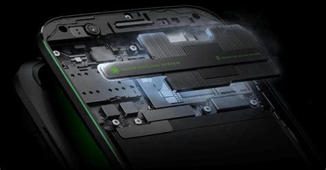 xiaomi black shark the new gaming smartphone with liquid cooling system gamerbraves