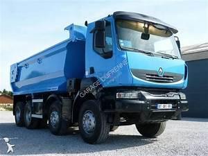 Camion Benne Renault : camion benne occasion renault kerax 430 dxi gazoil annonce n 2847196 ~ Medecine-chirurgie-esthetiques.com Avis de Voitures