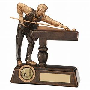 Big Break Pool/Snooker Award - Snooker & Pool - Sports ...