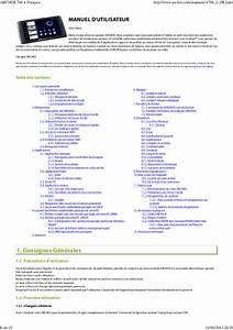 Here We Go Mode D Emploi : notice archos 70b titanium 8 go tablette trouver une solution un probl me archos 70b ~ Medecine-chirurgie-esthetiques.com Avis de Voitures