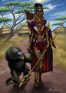 African Amazons in Greek Mythology | Egyptsearch Reloaded