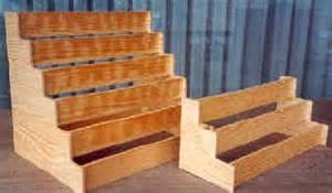 treppe bauen anleitung not macht erfinderisch