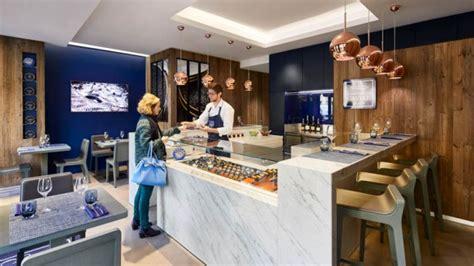 Le Comptoir Du Faubourg by Le Comptoir Du Caviar Restaurant 23 Boulevard