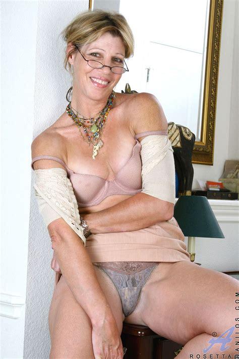 freshest mature women on the net featuring anilos rosetta