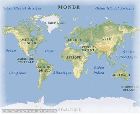 La Vrai Carte Du Monde by La Majorit 233 Des Cartes Du Monde Sont Fausses