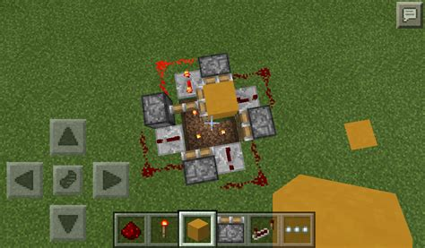 pocketpower redstone mod minecraft pocket edition