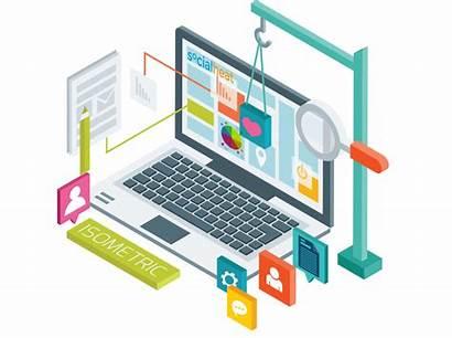 Social Tools Listening Web Marketing Crm Turning