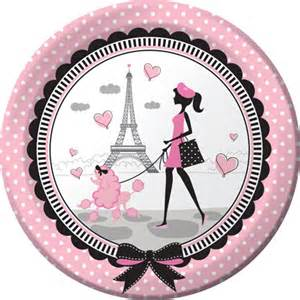 Parisian Baby Shower Invitations by Party In Paris Party Supplies Kids Party Supplies At