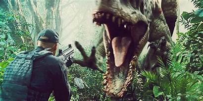 Jurassic Rex Indominus Park Trailer Dinosaur Indoraptor