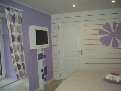 peinture chambre mauve et blanc davaus chambre en mauve et gris avec des idées