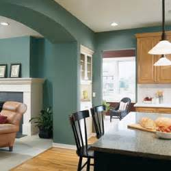 paint ideas for open living room and kitchen how to choose the right colors for your rooms painting