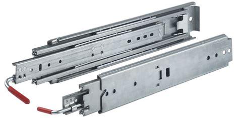 industrial drawer slides 12 quot locking drawer slides extension 500 lb 03338