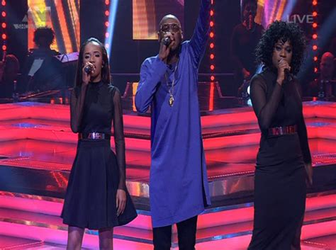 Version of 'the voice' from nigeria. A'rese WINS Season 1 of The Voice Nigeria   BellaNaija