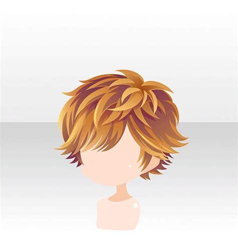 anime boy hairstyles ideas  pinterest