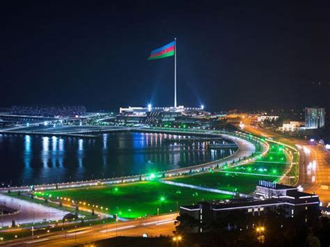 Baku is the capital and largest city of azerbaijan, as well as the largest city on the caspian sea and of the caucasus region. USA Today: Baku among off-the-radar cities to explore in 2018