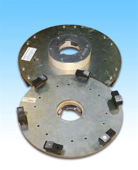 "20"" Concrete Rotary Scraper (Blade Tips for Scraping)"