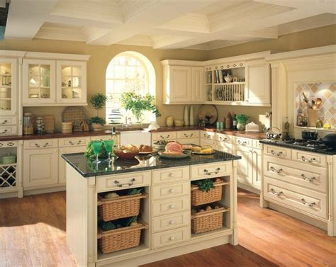kitchen decorating ideas colors farmhouse look on a budget country kitchen designs simple