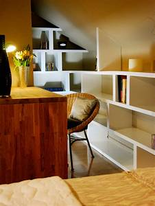 Modern, Furniture, Small, Home, Office, Design, Ideas, 2012, From