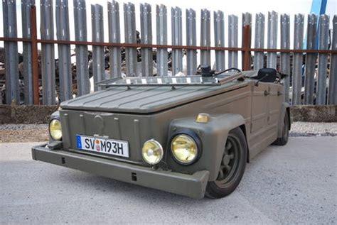 1969 Vw Type 181 182 Trekker Thing Kubelwagon Sold