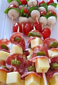 Idée Brochette Apéro : brochettes ap ritives diet d lices recettes diet tiques ~ Melissatoandfro.com Idées de Décoration