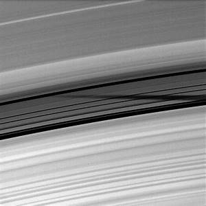 Space Images   Shadow in the Cassini Division