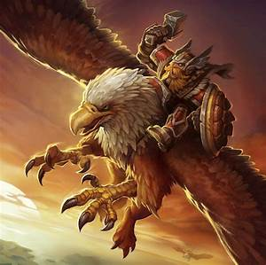 Gryphon rider - Wowpedia - Your wiki guide to the World of ...