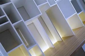 Eclairage Led En Ruban : deco led eclairage id es d co pour les meubles ~ Premium-room.com Idées de Décoration
