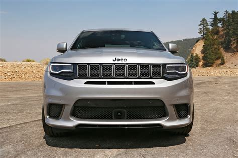 2019 Jeep Grand Cherokee Trackhawk Automobile Magazine