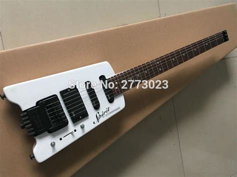 New Arriva Stein Berger Headless Travel Electric Guitar