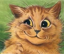 louis wain cats louis wain cats satisfaction canvas print