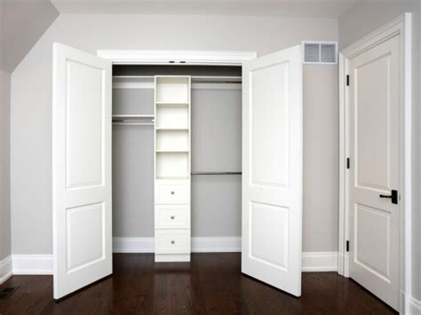Closet Door Designs, Bypass Closet Doors For Bedrooms