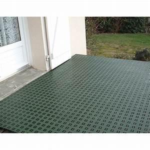 Dalle Plastique Exterieur : dalle plastique terrasse maison design ~ Edinachiropracticcenter.com Idées de Décoration