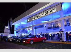 BMW Group México inaugura distribuidor Coapa Motors