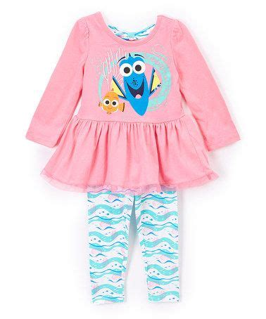 Love this Pink Finding Nemo Dory Top & Pants - Toddler on ...