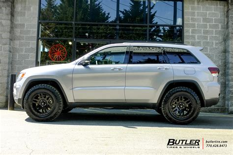 jeep grand cherokee off road wheels jeep grand cherokee with 20in fuel recoil wheels