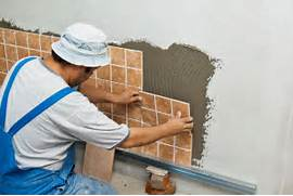 This Article Is About How To Install Wall Tile Installing Tile On How To Install Tile On A Bathroom Floor HGTV Bathrooms Unique How To Install Tile Flooring In A Basement Bathroom