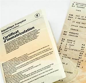 Ou Trouver Les Chevaux Sur Carte Grise : certificat d 39 immatriculation ~ Gottalentnigeria.com Avis de Voitures