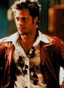 Octobersky: The Many Faces of... Brad Pitt